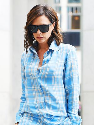 Victoria Beckham Just Wore Her Pyjamas to Work, and We're Into It
