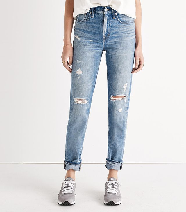 Madewell Vintage Jean in Chet Wash