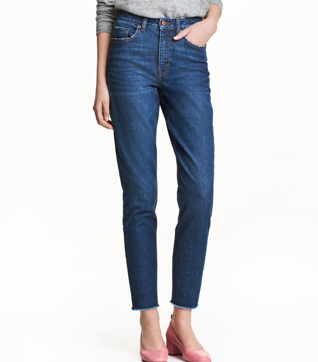 H&M Vintage High Ankle Jeans