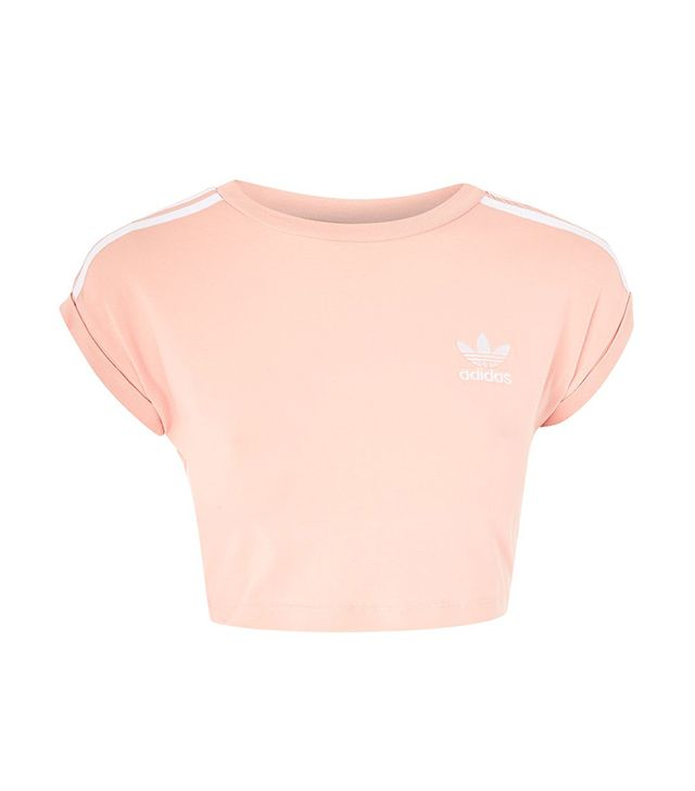 3-Stripe Crop Top by Adidas Originals