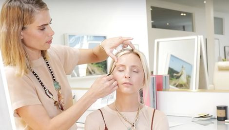 Video: Kristie Streicher Teaches Us How to Create Feathered Brows