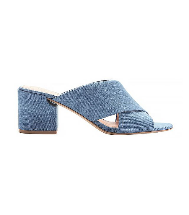 Sigerson Morrison Rhoda Denim Sandals