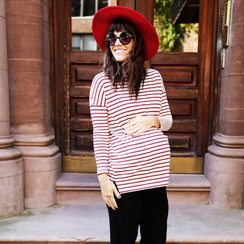 8 Pregnancy Outfits That Are So Stylish
