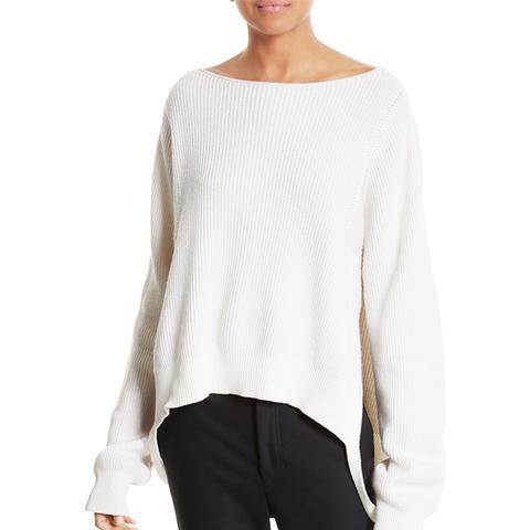 Side Strap Pullover