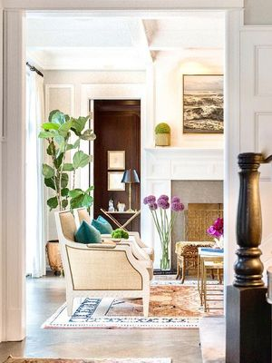 This Is the First Thing an Interior Designer Notices When Entering a Home