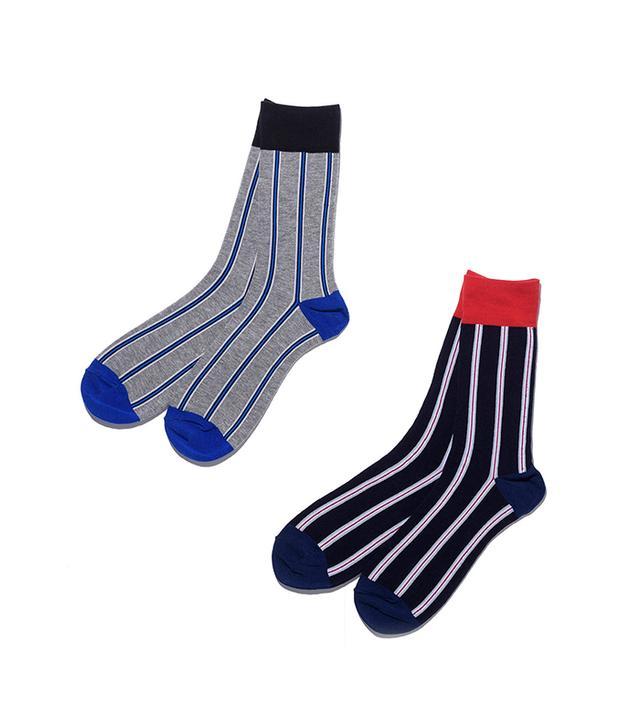 Cabane de Zucca Stripe Socks