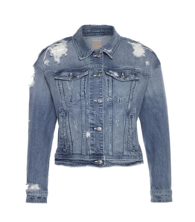 Taylor Hill x Joe's Jeans The Dolman Jacket