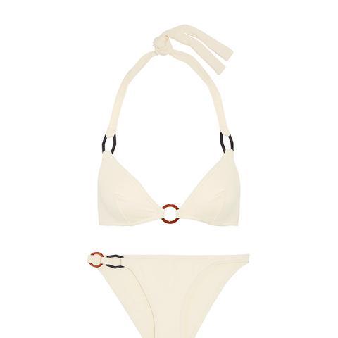 Perspective Bikini Top & Cercle Bikini Bottoms