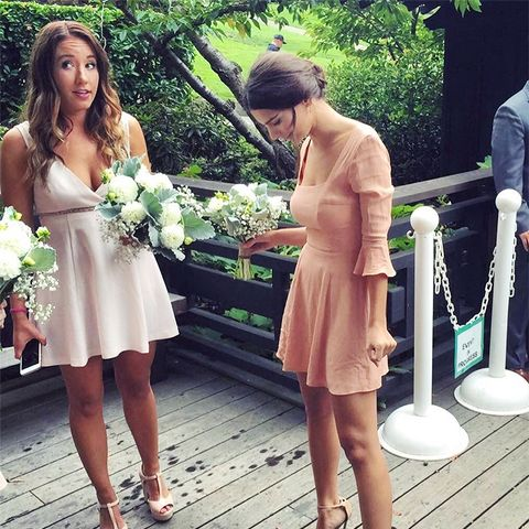 Celebrity Wedding Guest Outfits Whowhatwear Uk