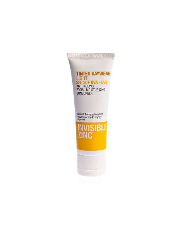 Invisible Zinc Tinted Daywear SPF30+