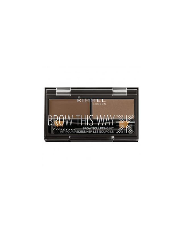 Rimmel Brow This Way Eyebrow Powder Kit