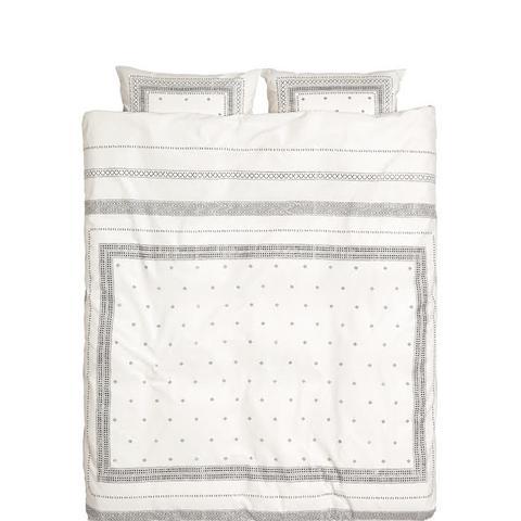 Cotton Percale Duvet Cover Set
