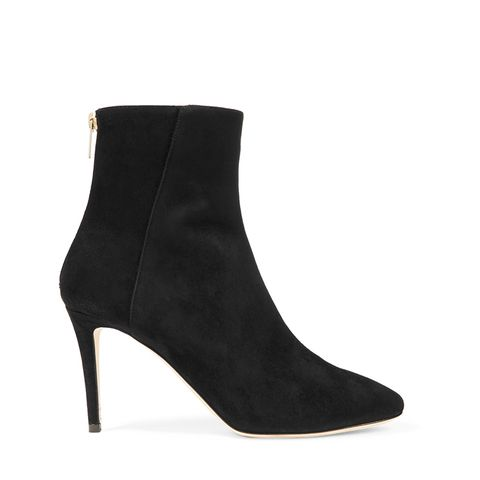 Duke Suede Ankle Boots