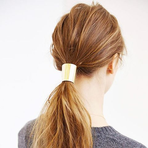 Metal Mania Ponytail Holder
