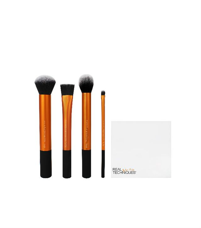 Best makeup brush sets: Real Techniques Flawless Base Set