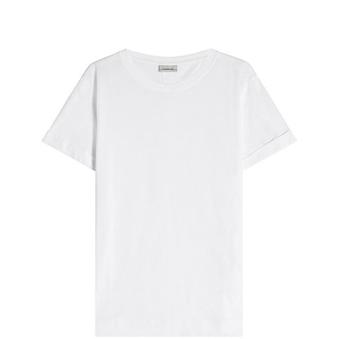T-Shirt With Cotton