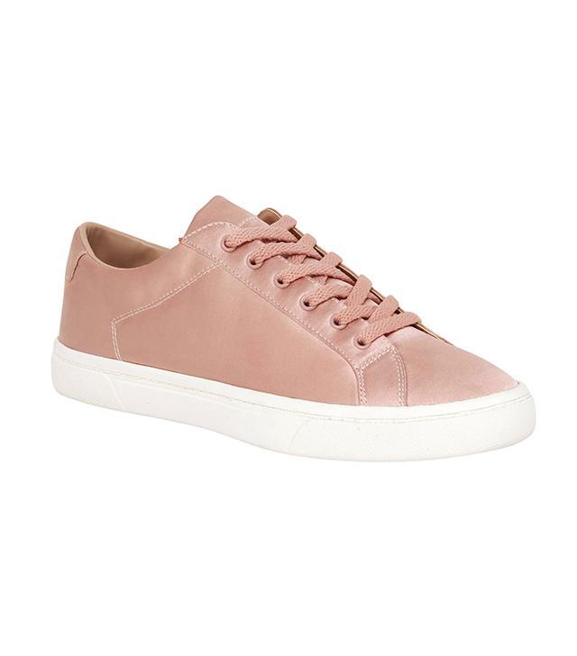 Who What Wear Hazel Lace Up Sneakers