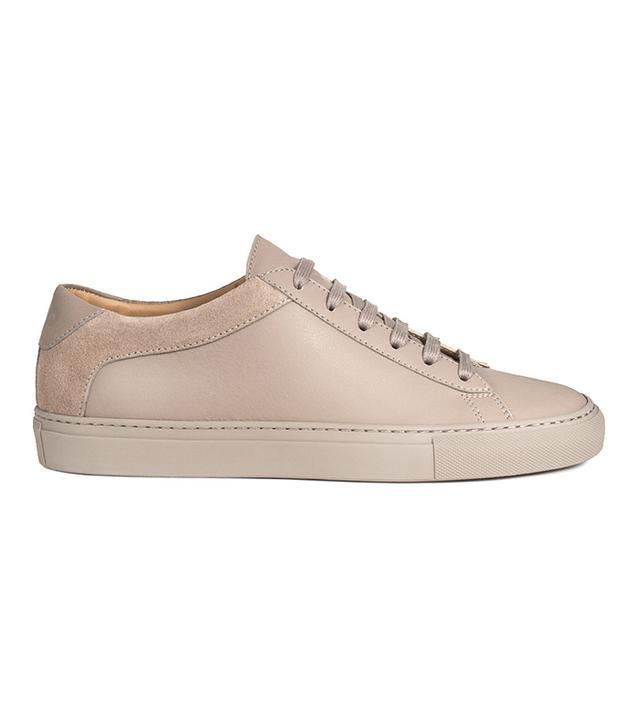 KOIO Capri Taupe Sneakers