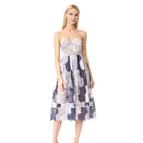 Camellias Dress
