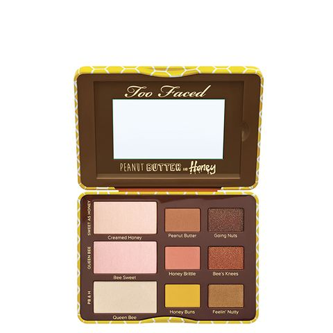 Peanut Butter and Honey Eyeshadow Collection
