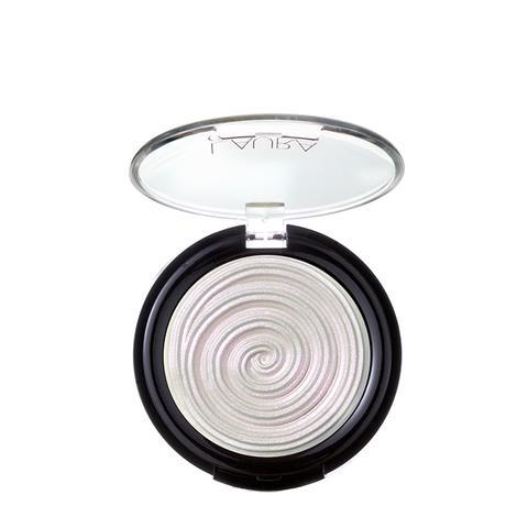 Limited Edition Baked Gelato Swirl Illuminator in Diamond Dust