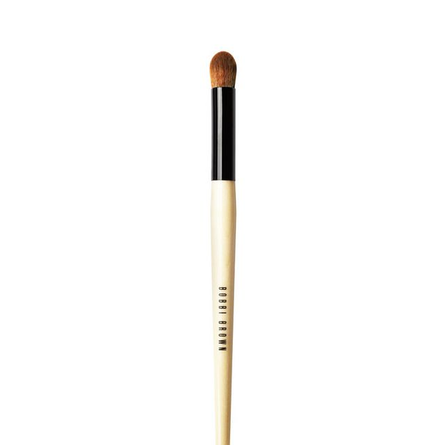 How to apply foundation: Bobbi Brown Full Coverage Touch Up Brush