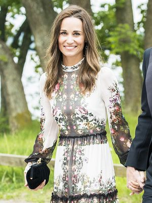 Pippa Middleton Just Took Wedding Guest Style to Another Level