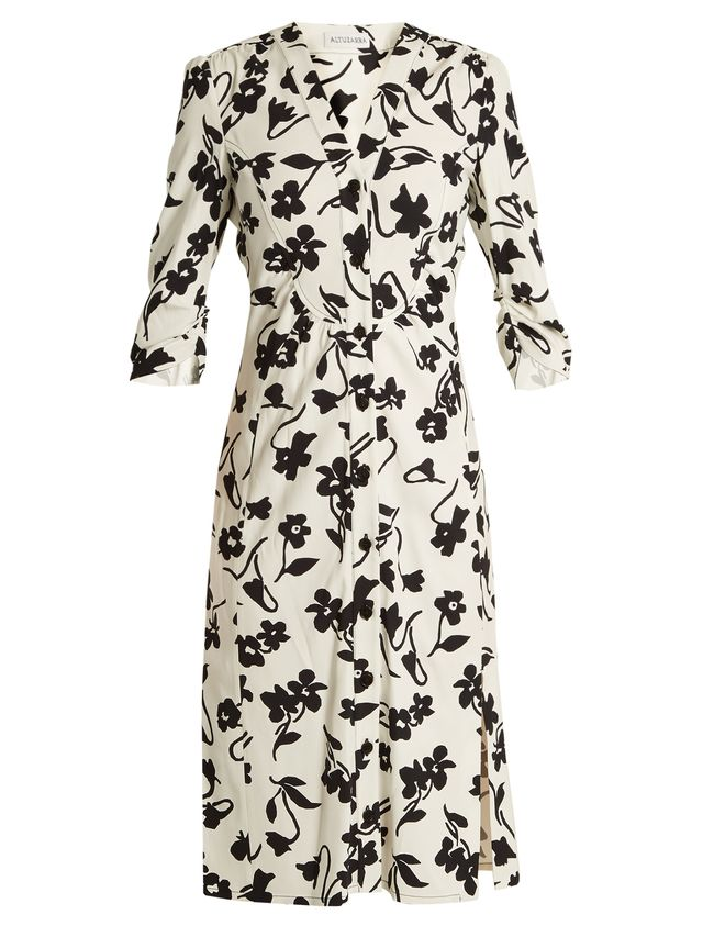 Altuzarra Pia Shirtdress