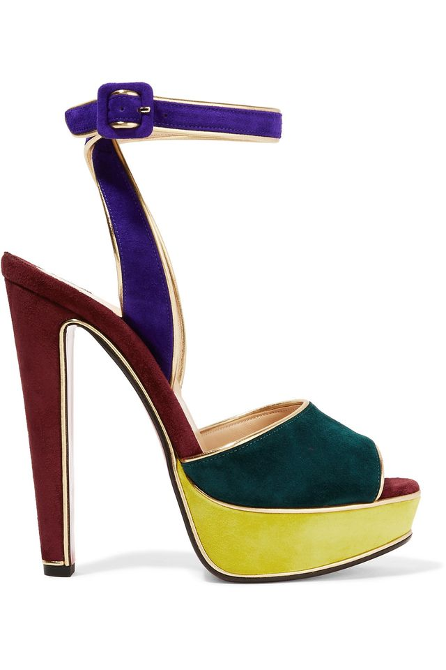 Christian Louboutin Louloudance Sandals