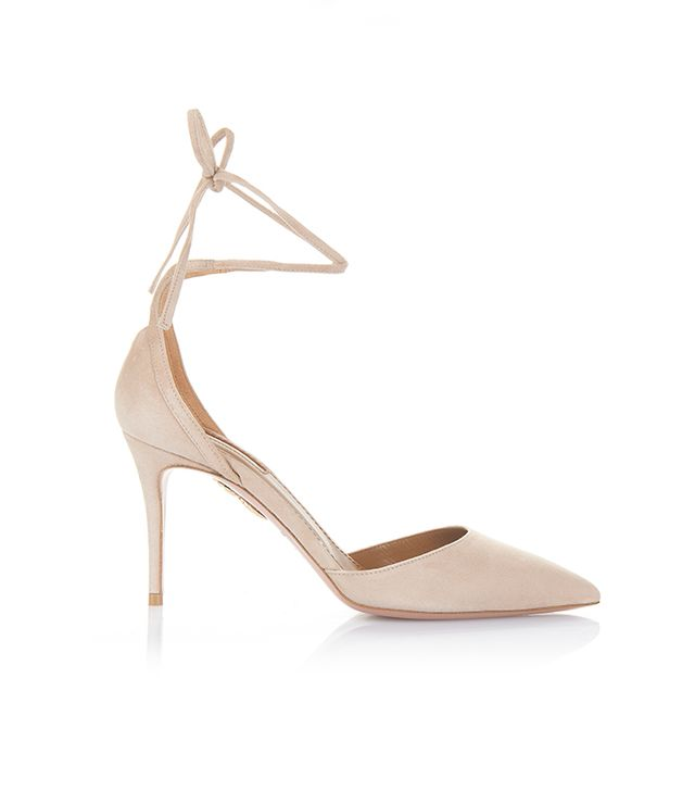 Aquazzura Heart Breaker Pump