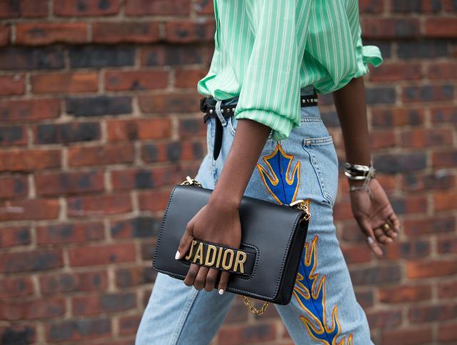 J'adior clutch - Dior clutch
