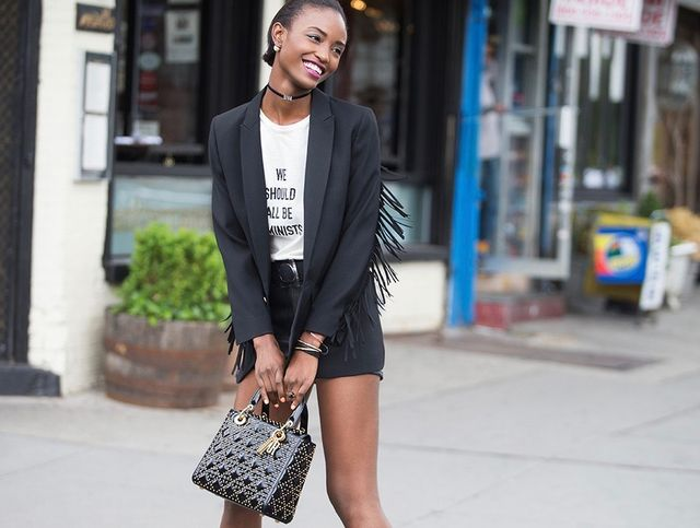 Lady Dior bag - studs