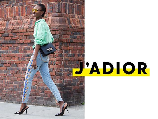 Dior crossbody - J'adior bag