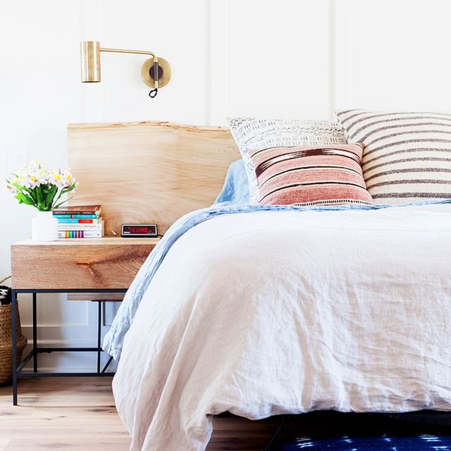 The #1 Styling Trick to Make Your Bedroom Look More Luxe