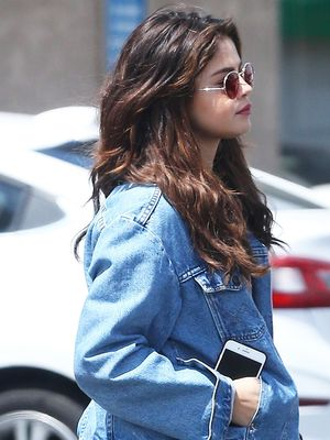 Selena Gomez Wore the Legging Outfit L.A. Girls Love