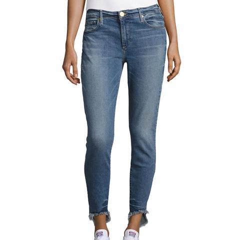 Halle Super Skinny Jeans