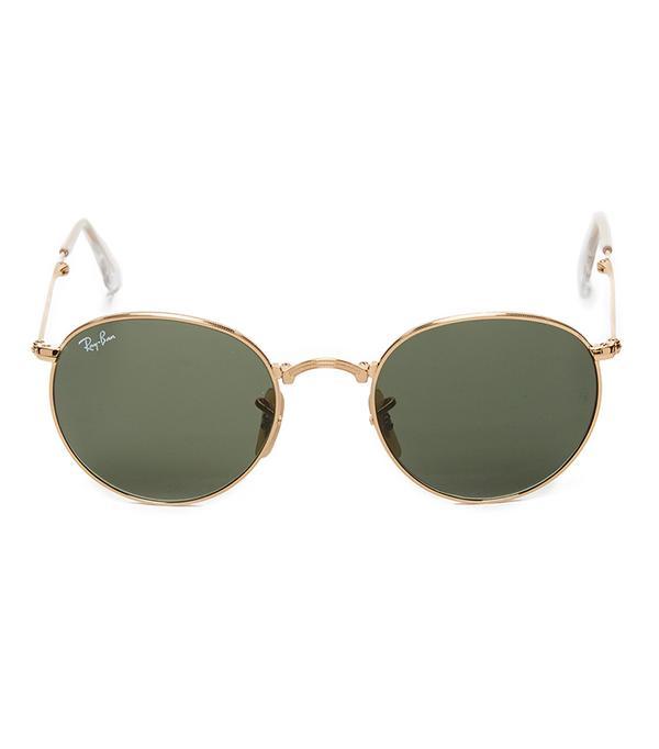 Icons Round Sunglasses