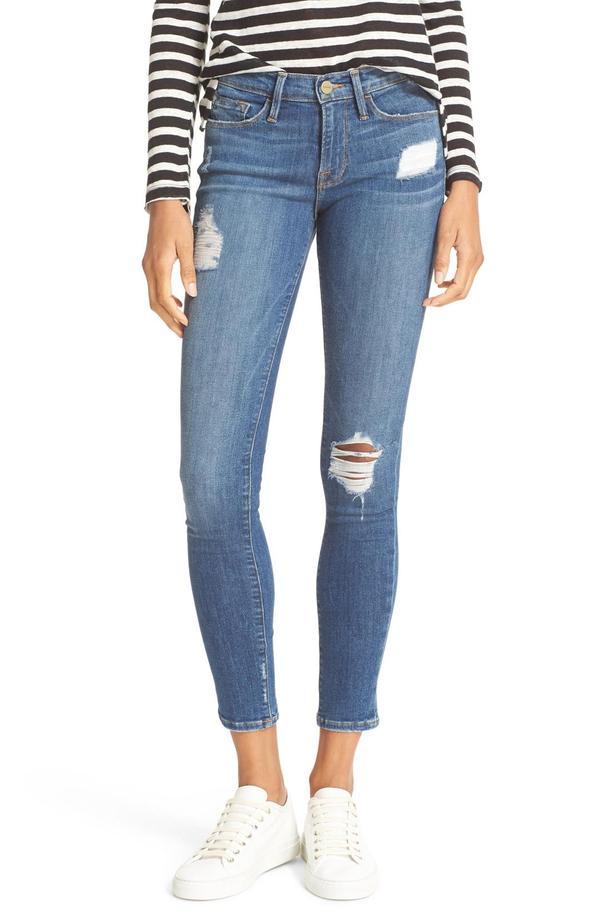Women's Frame 'Le Skinny De Jeanne' Jeans