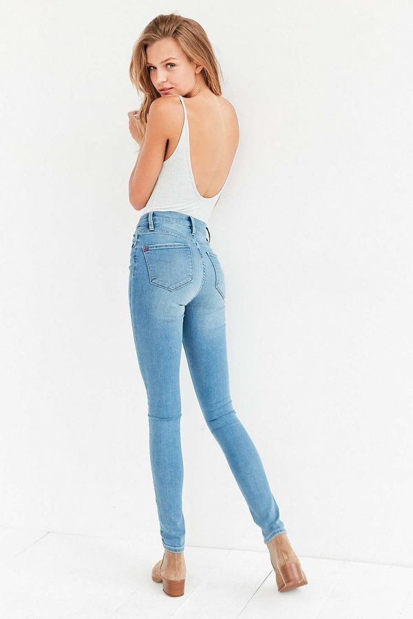 Cheap Monday Jeans Blue The Skinny-Jean Combo ...