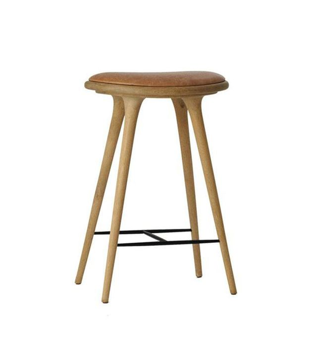 Consort Natural Soap Oak Counter Stool