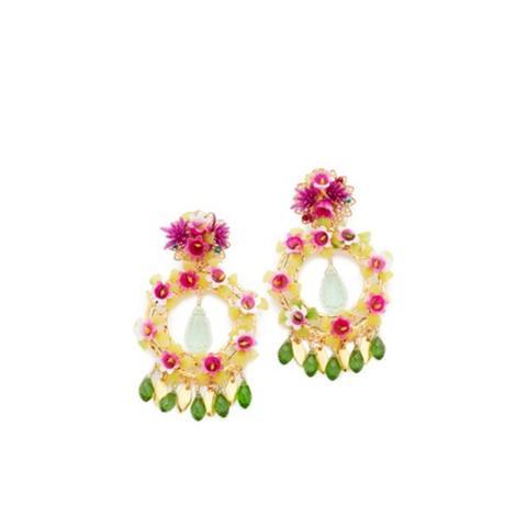 Alicia Mora Clip On Earrings