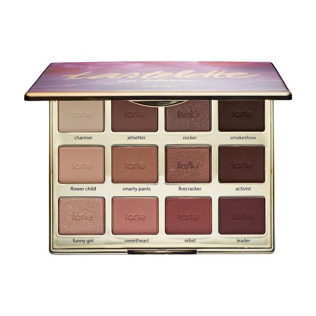 Tartelette In Bloom Clay Eyeshadow Palette 12 x 0.053 oz