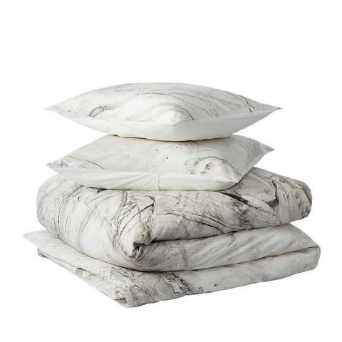 Marbleized Duvet Cover