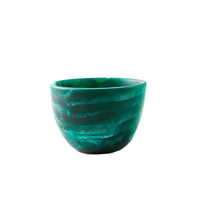 Ocean Swirl Nut Bowl