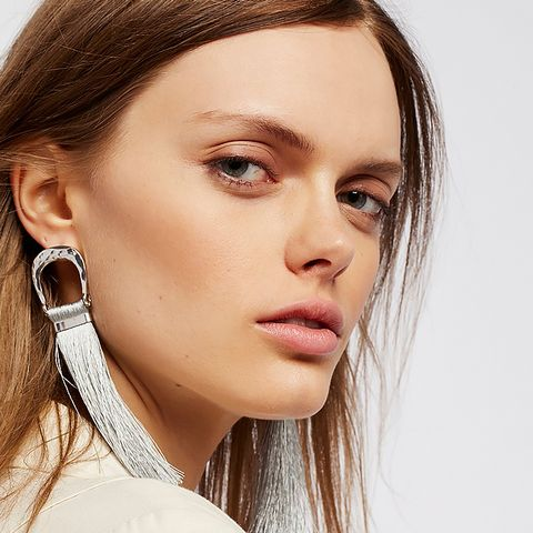 Valerie Tassel Earrings by Free People