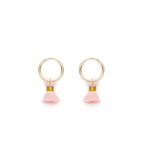 Sayulita Hoop Earrings
