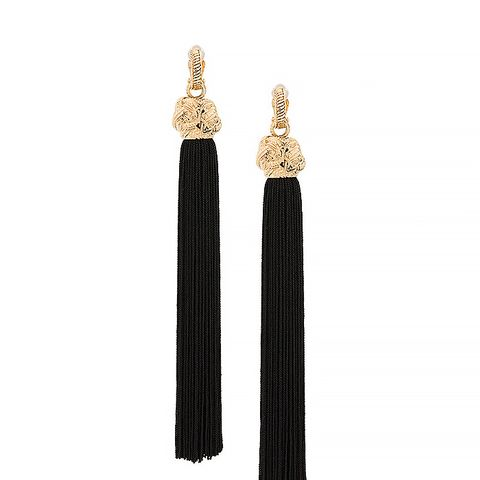 Loulou Tassel Earrings