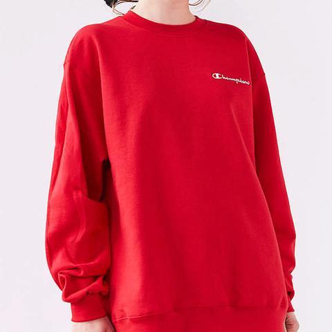 Mini Logo Crew Neck Sweatshirt