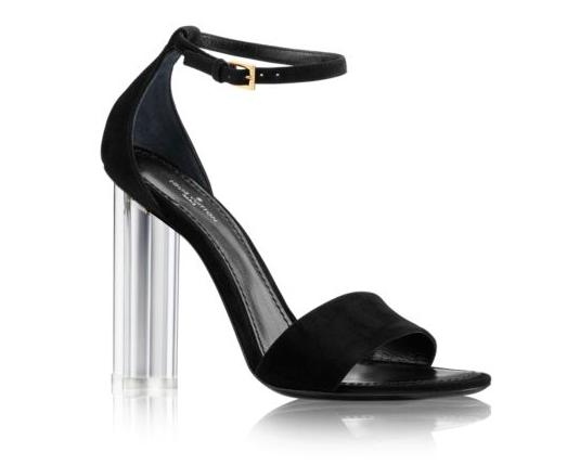 Louis Vuitton Crystal Flower Sandal
