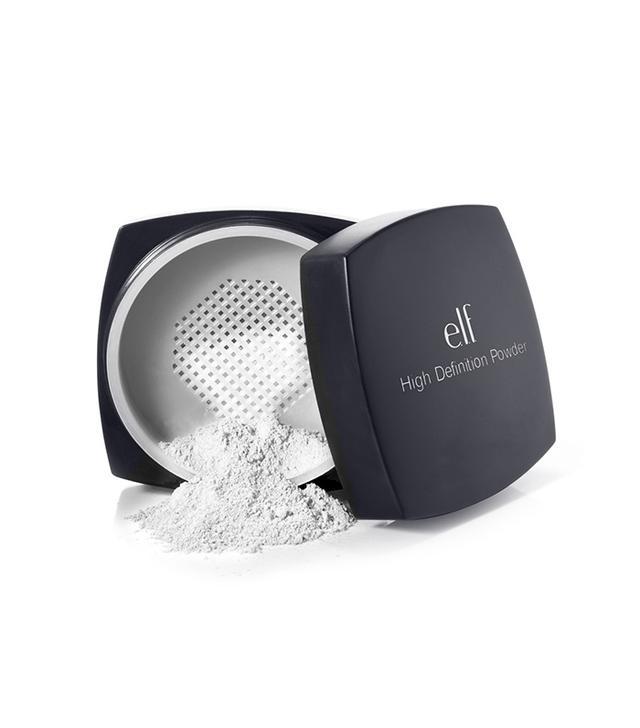 elf loose powder - best drugstore translucent powder